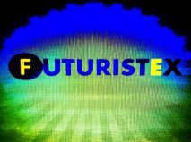 Newer Futuristex Logo Clearer version
